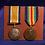 Thumbnail: WW1 Pair to CQMS 78 A C Colyer 39 BN AIF