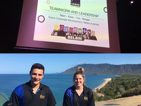 The Next Generation of Sabre Facilitators Show Off Their Skills At Cairns Event for 170