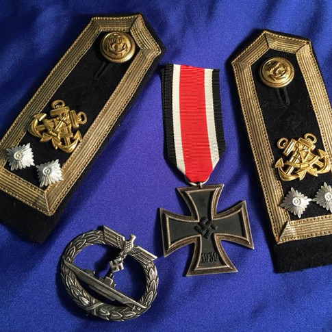 Militaria WW2 German Kriegsmarine