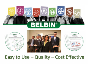 Belbin Profiles and Reports offer outstanding value for money in tough times