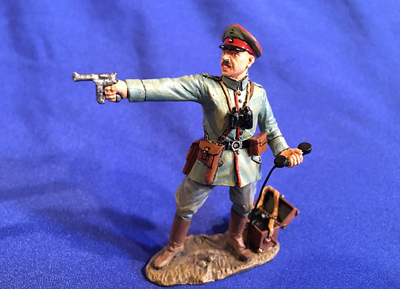 WW1 German Officer by King and Country