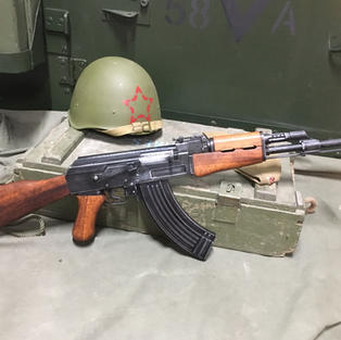 Replica AK47 by Denix