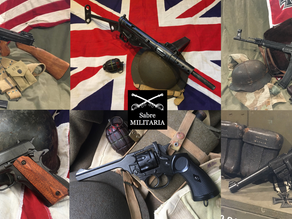 Historic Weapons of D-Day by Denix
