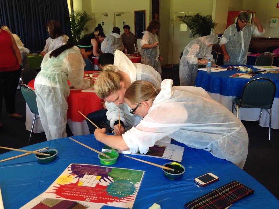 Team building activities for schools