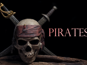 Pirates: An awesome team challenge that taps the legendary adventures of the classic Pirate