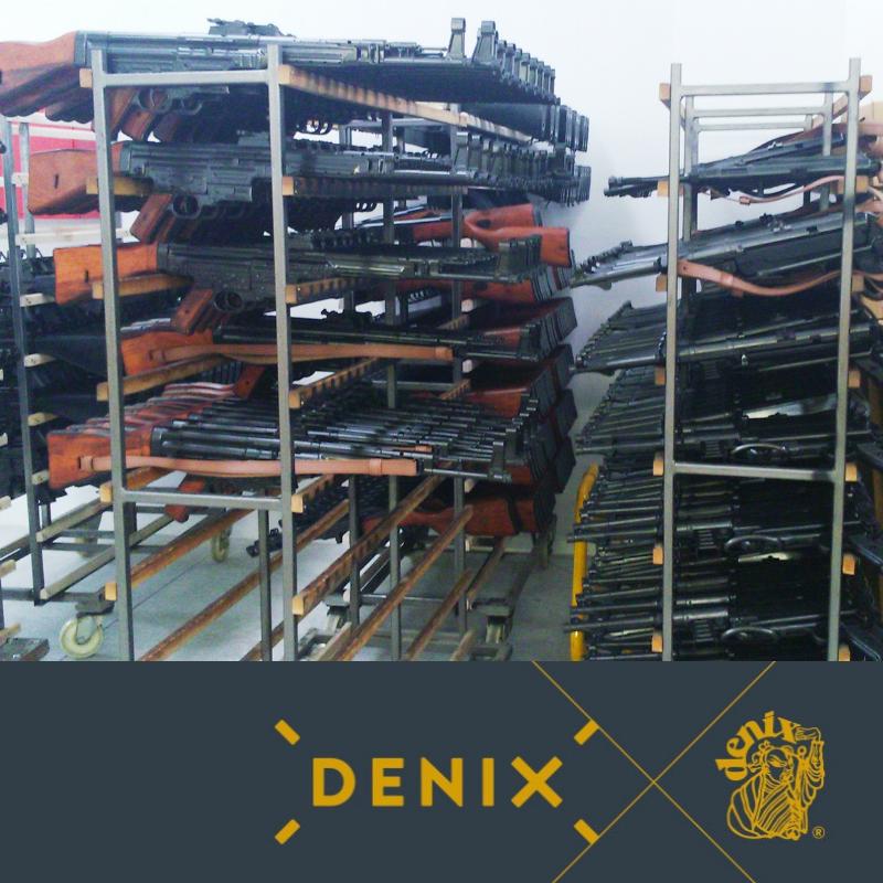 Sabre Militaria stocks a large range of Denix replica guns in Australia