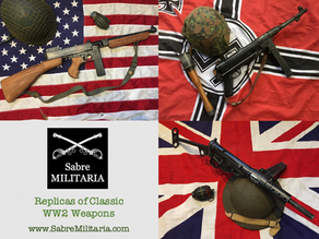 Classic WW2 Replica Guns by Denix