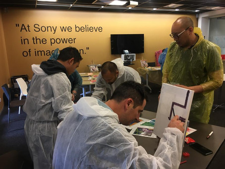 Sony explores the 'art' of team building in Melbourne