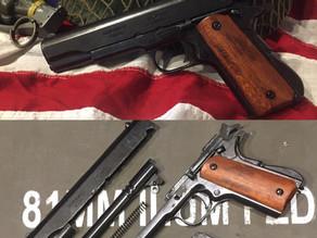 Replica Colt .45 Auto Pistols That Strip!