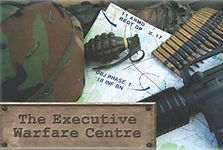 The Executive Warfare Centre by Sabre for indoor and outdoor team building