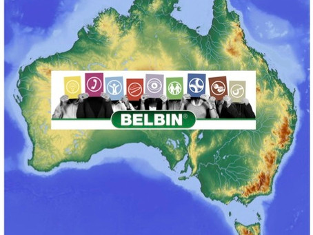 Belbin Australia Rep Update: Working Accounts