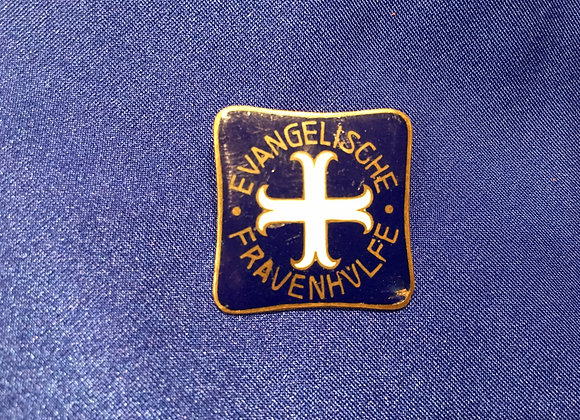WW2 German Women's Lutheran Aid Badge