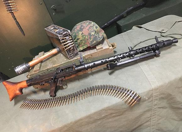 MG34 Machine Gun Replica (COMING SOON) / Add your name To 'Wish List'