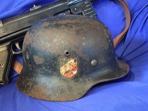 WW2 Battlefield Relics