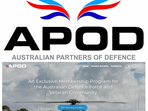 Sabre and Belbin proud to support ADF Veteran's Covenant and APOD Defence Partners