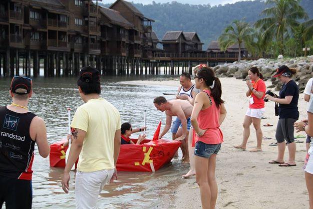 Team Building in Asia