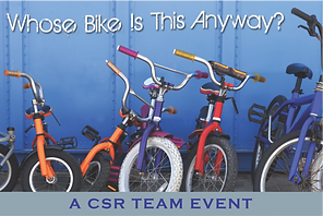 Charity / CSR bike building challenge with Sabre