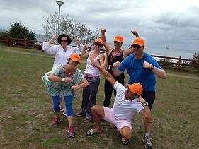 Team Building activities in Sydney by Sabre.