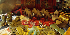 The Sabre indoor table top business game Silk Road Traders