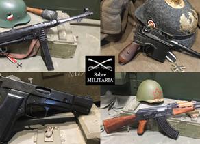 Why own a Replica Gun?