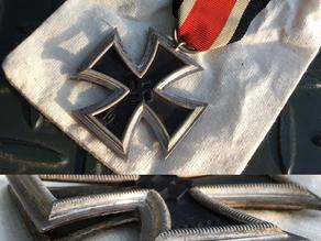 WW2 German Iron Cross: Genuine or Fake?
