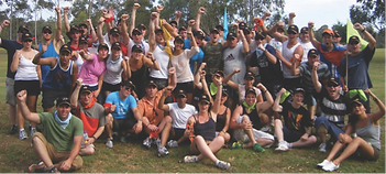 Team Building for The Western Sydney region with great tailored outdoor Races and Quests by Sabre