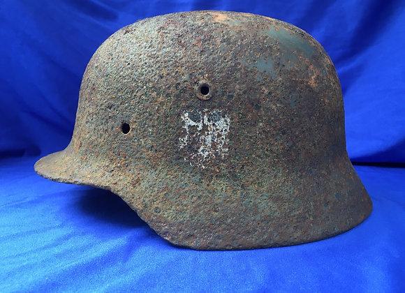Relic WW2 Single Decal Heer M40 Stalhelm (genuine)
