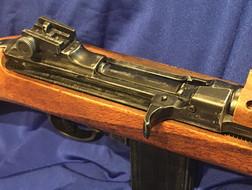 Denix replica rifle mechanism