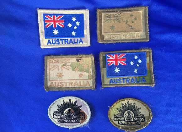 Australian Army National Patches