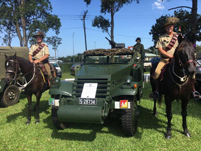 Militaria in Brisbane and on The Gold Coast