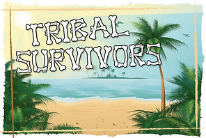 Survivor themed team building event by Sabre