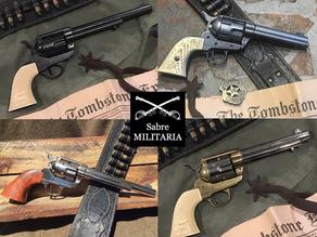 Replica Western Pistols