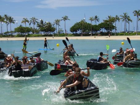 Team Building in Hawaii