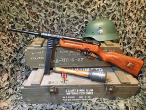 The MP41: An unusual German WW2 SMG