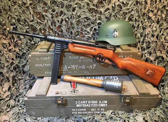 MP 41 WW2 German SMG