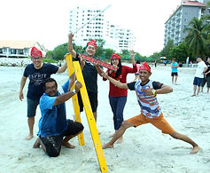 Team Building Malaysia by Sabre and Mondo