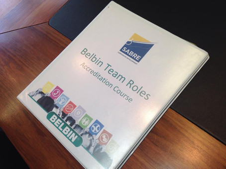 Belbin Accreditation for team building experts