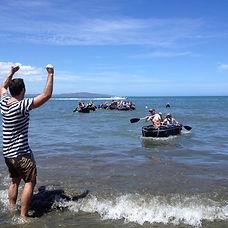 Team Building Fiji at Denarau Island