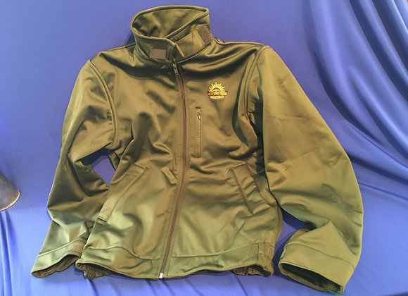 Australian Army polar fleece lined jacket XS