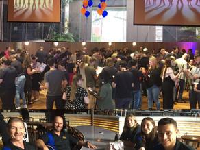 Reconnecting 170 participants at Brisbane's Cloudland