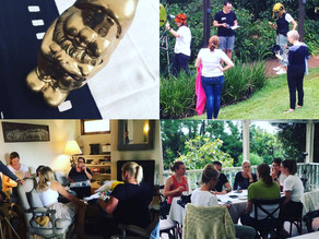 In-person team building on the beautiful Sunshine Coast