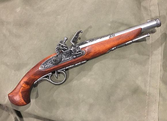 18th Century Flintlock Pistol