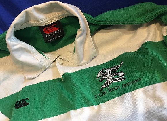 Australian Army 2 Cav Rugby Jersey XL