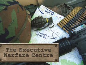 Survival of the fittest: 'Executive Warfare Centre' insights for challenging times.