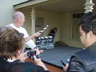 The Agency is a great team building activity where teams make their very own movies.
