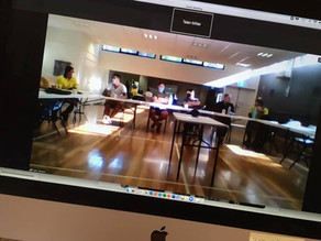 Hybrid Team Building Sessions
