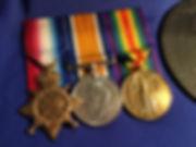 WW1 Medals fo sale AIF Gallipoli Trio
