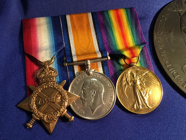 WW1 Medals fo sale AIF Gallipoli Trio