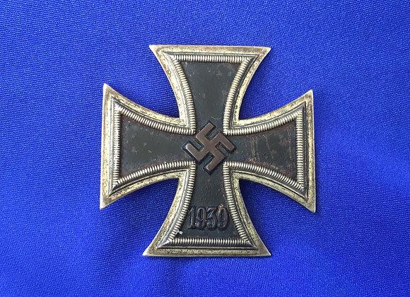 WW2 German EK1 marked 4 Steinhauer & Luck (original)