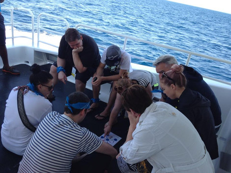 It's been a PNG, Barrier Reef and Fiji Island Hopping August for Sabre